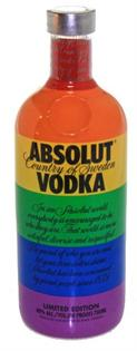 Absolut Vodka Colors 1.00l